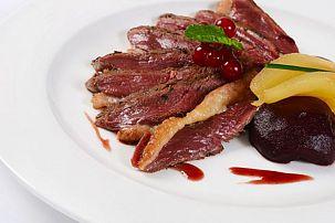 Grilled Steak with Steak Sauce