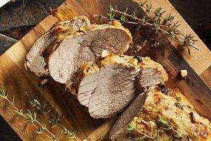 Roasted Pork Tenderloin