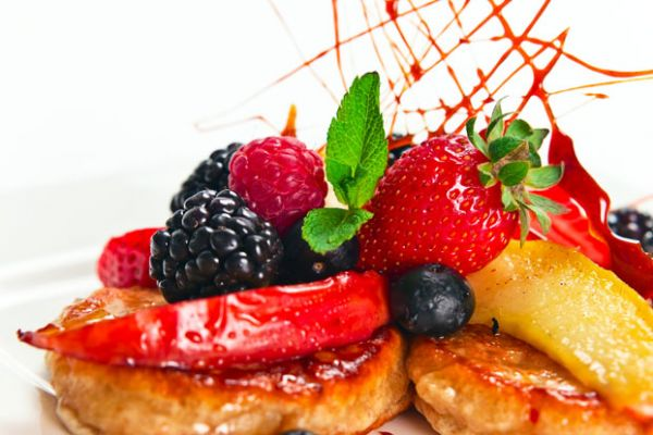 Dairy-Free Apple Berry Bake