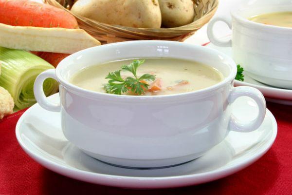 Heart Healthy Potato Soup