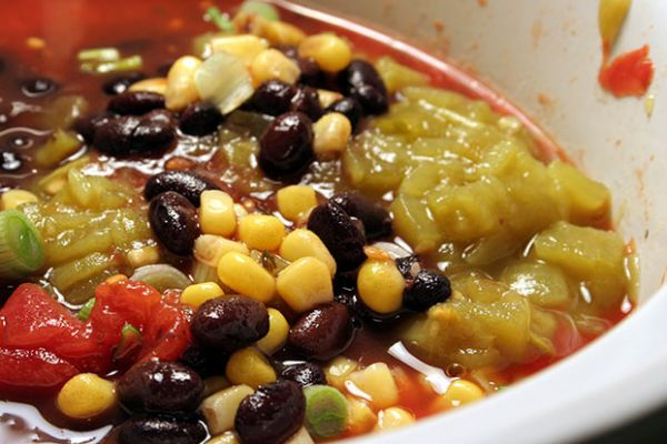 Vegetarian Mexican Soup