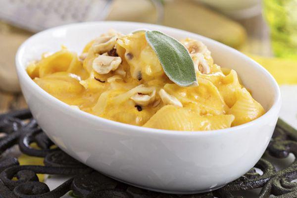 Vegan Butternut Squash Macaroni and Cheese