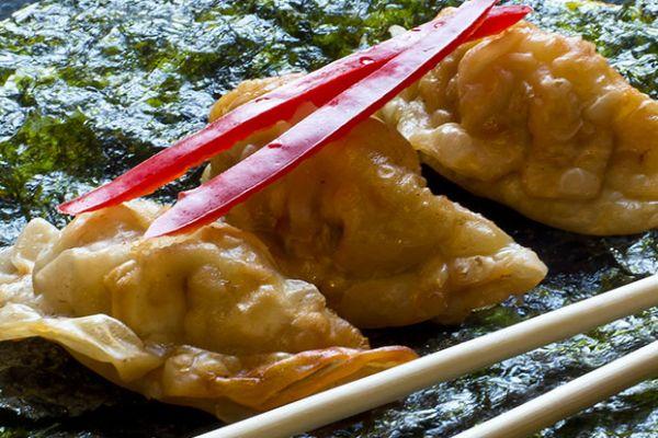 Healthy Chicken Wontons