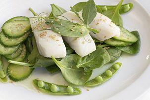 Titillating Tilapia Salad